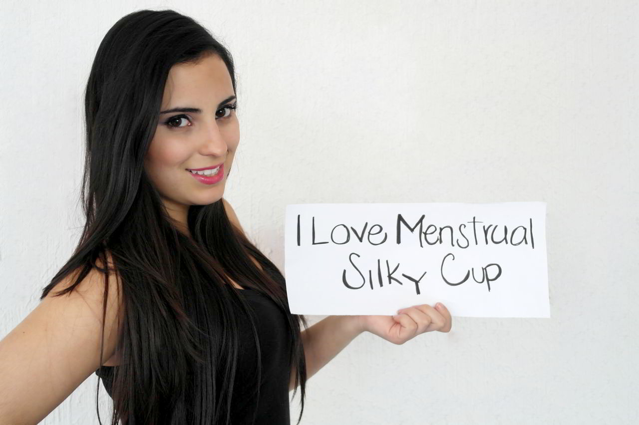 Silky Cup A Reusable Menstrual Cup India Alternative to Sanitary Napkins Tampons Pads