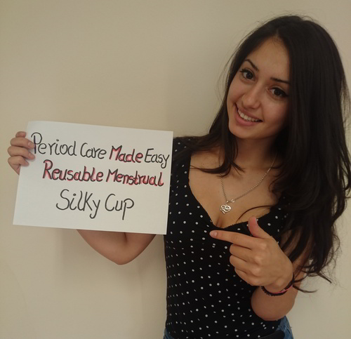 Can I still use a Silky Cup (reusable menstrual cup) if I'm a virgin?