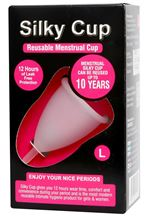 Picture for manufacturer Silky Cup Size – L (Large)